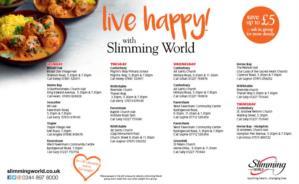 Health in Canterbury - Slimming World, Canterbury