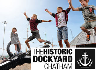 The Historic Dockyard Chatham