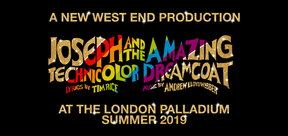 Joseph and Technicolor Dreamcoat West End