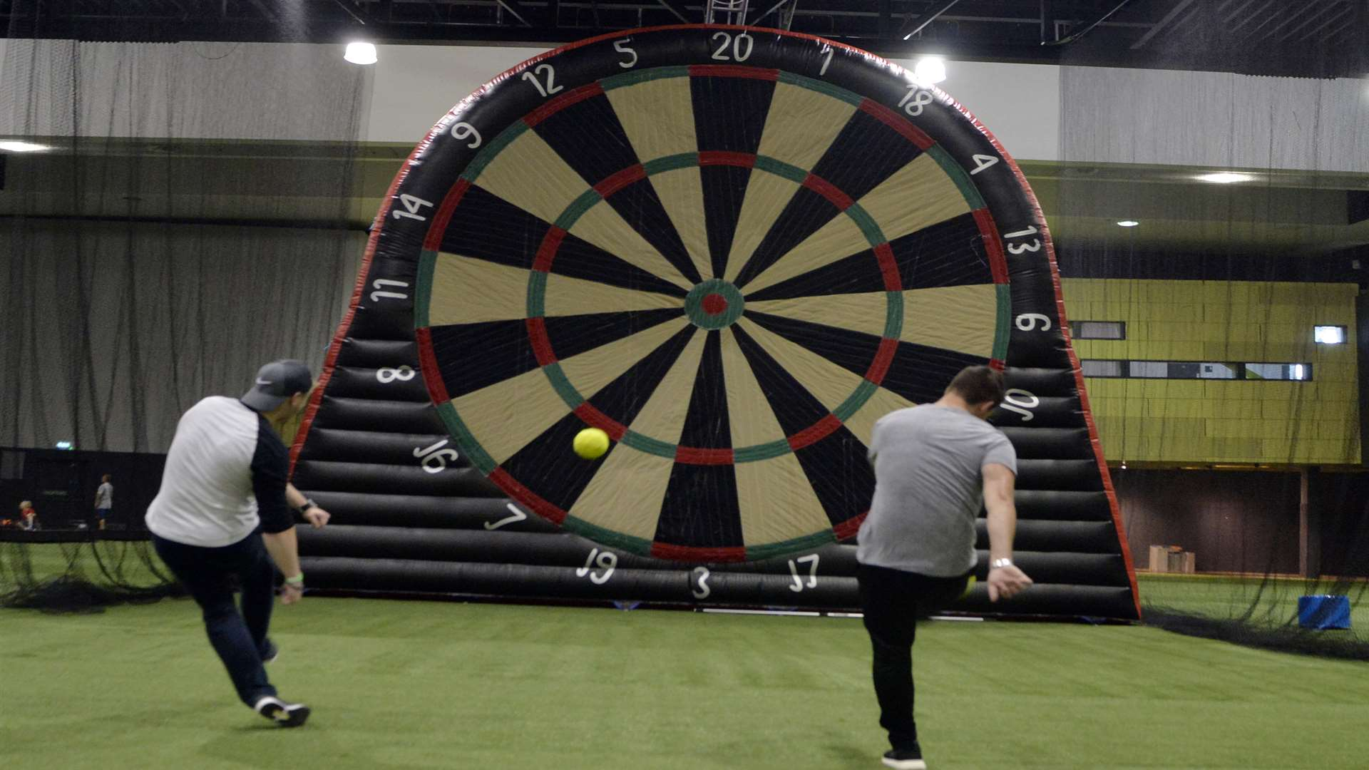 Bluewater's Football FEST has opened