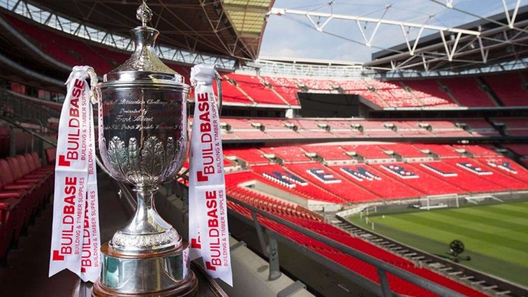 Corinthian have received positive news from the Football Association about their FA Vase semi-final
