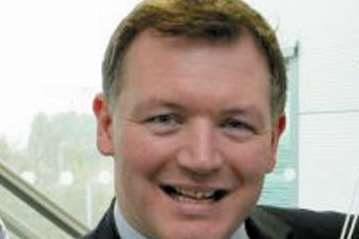 Damian Collins, MP for Folkestone and Hythe