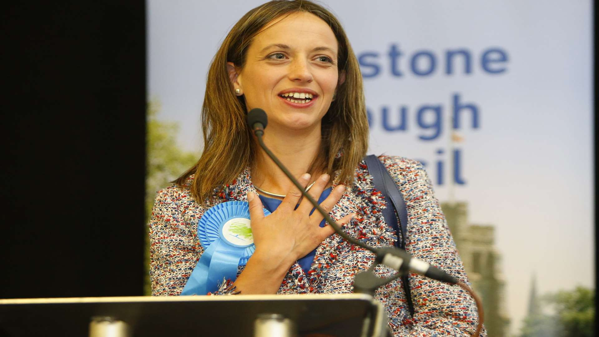 Faversham and Mid Kent MP Helen Whately (Con)