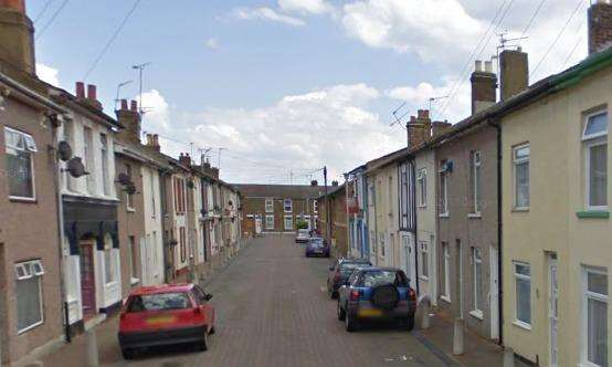 Clyde Street, Sheerness. Picture: Google