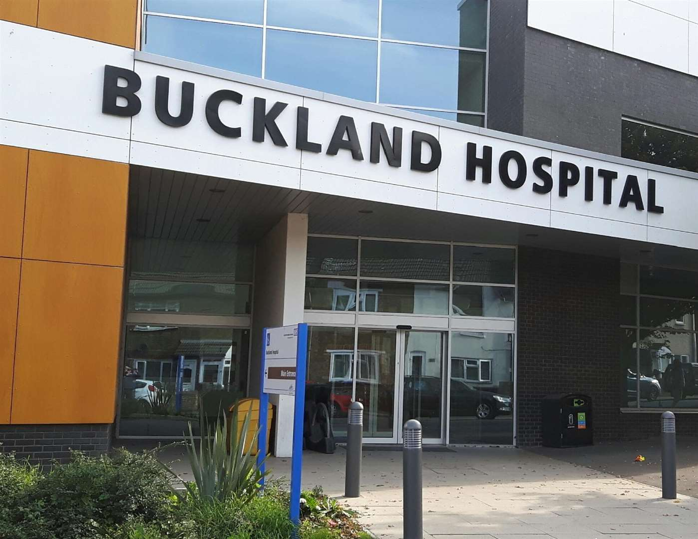 A lack of working shifts meant dialysis patients had to walk up stairs to receive treatment one day at Buckland Hospital