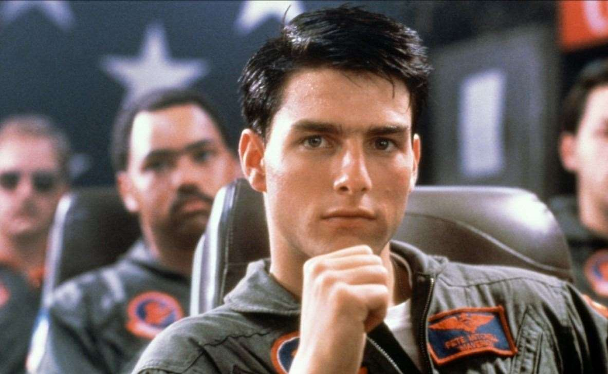 Tom Cruise will be back in 2020 as Maverick from the (cheesy) classic Top Gun