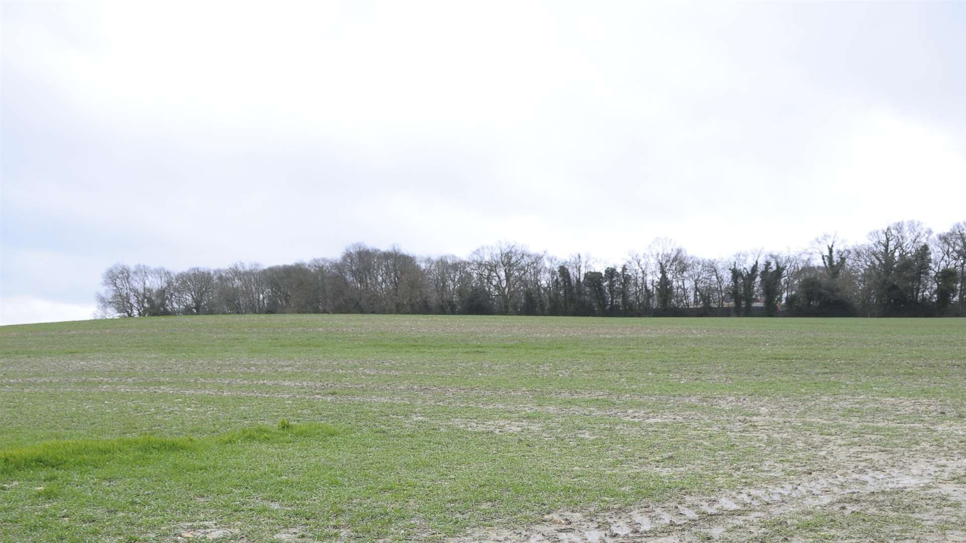 The application to build on thee land at Gibralter Farm, Ham Lane, was refused.