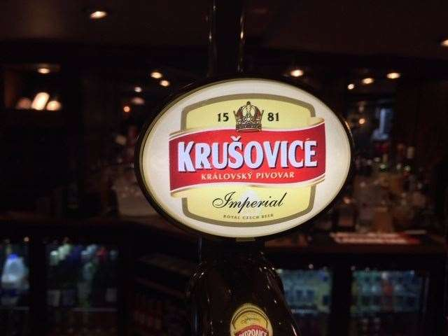 Brewed in the Czech Republic, if you haven't tried Krusovice yet then it's one to add to your list