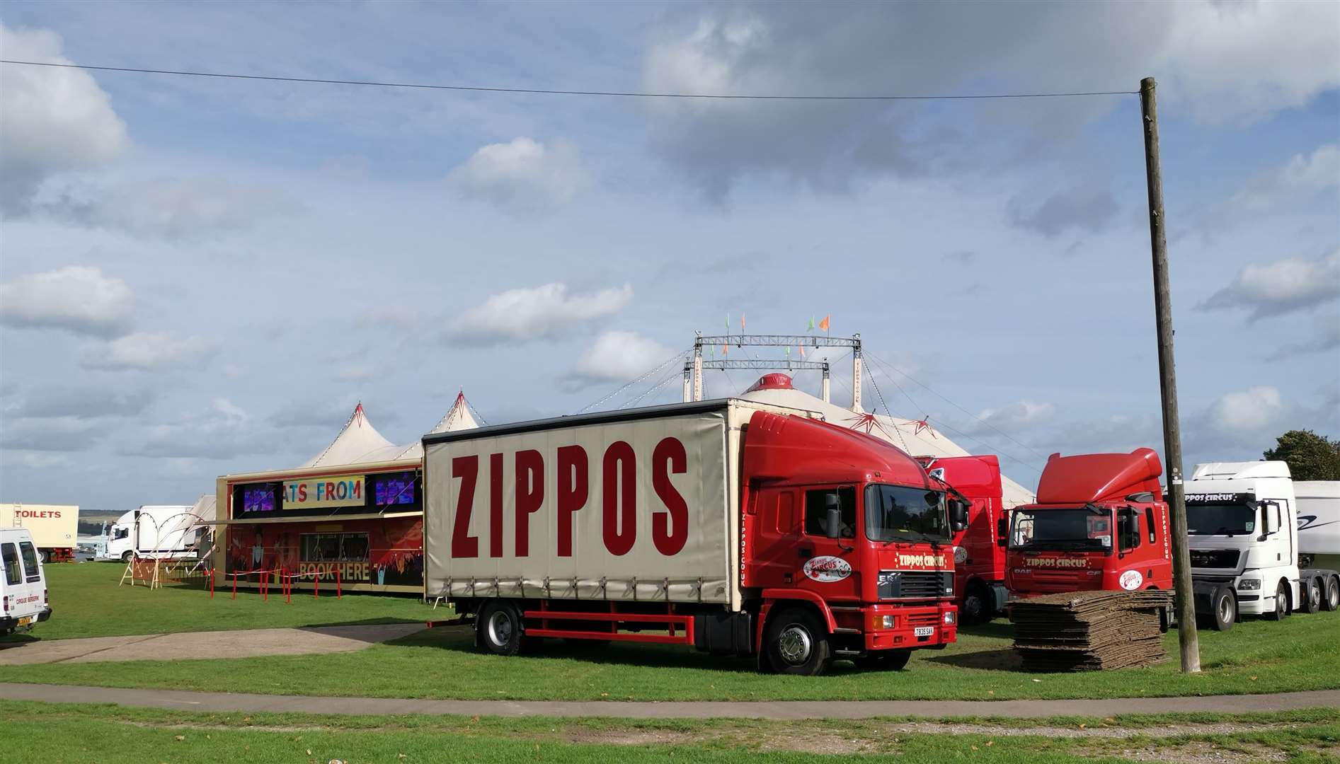 Zippos regularly performs in Kent