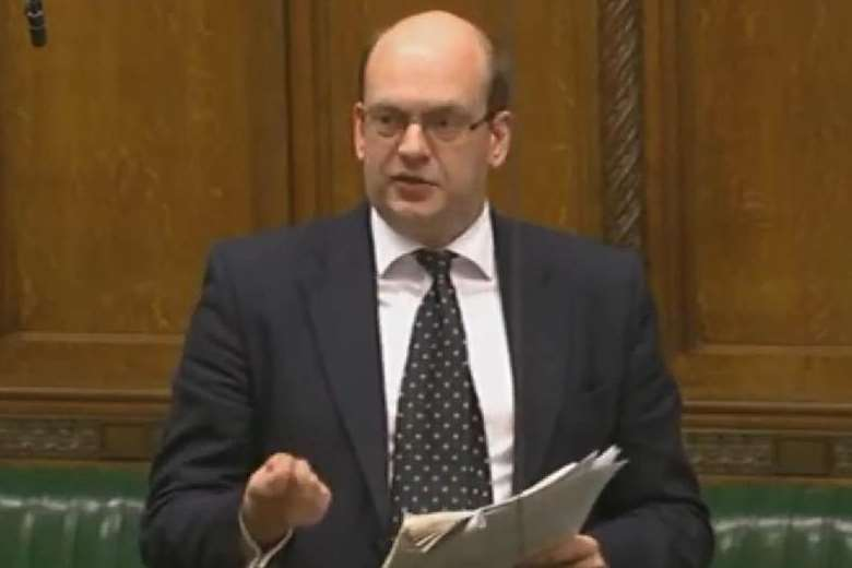 Rochester and Strood MP Mark Reckless