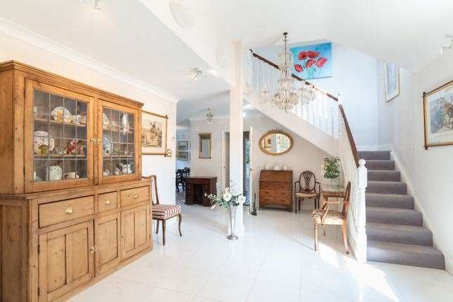 Inside the £1.3m home. Picture: Zoopla / Strutt & Parker