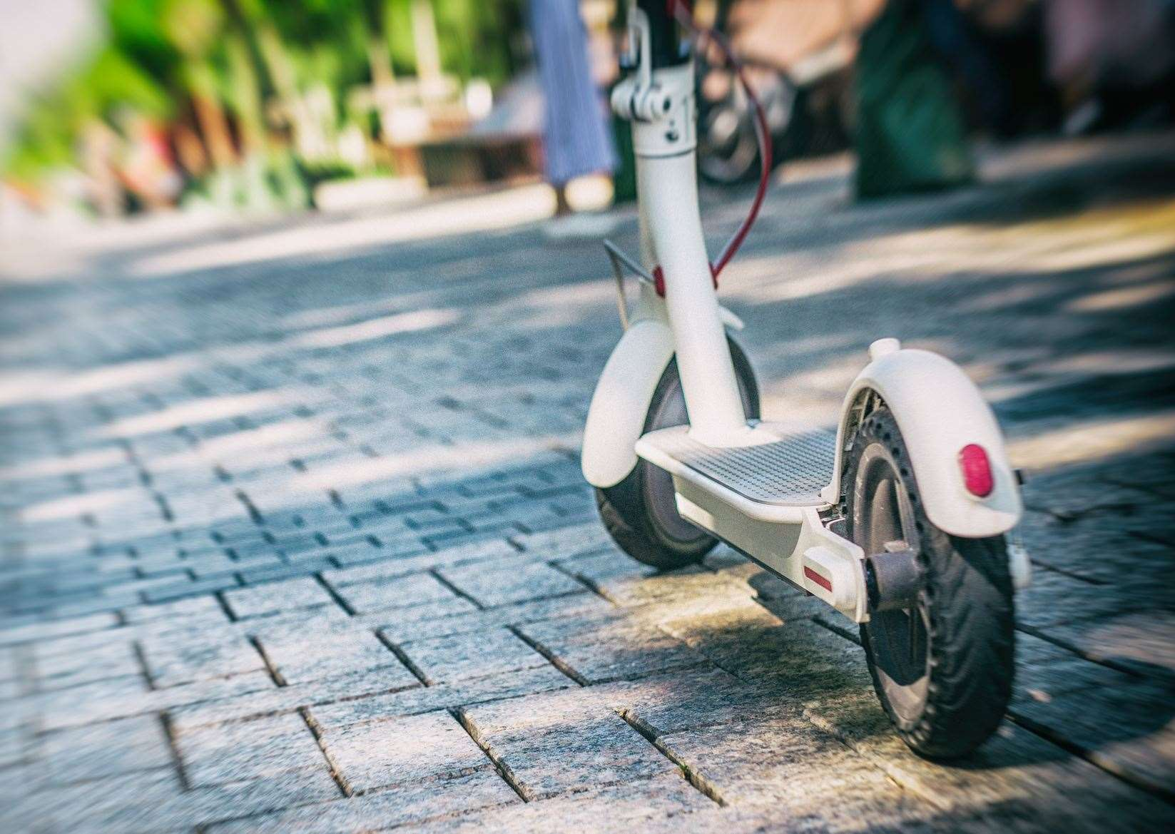 An electric scooter. Picture: istock