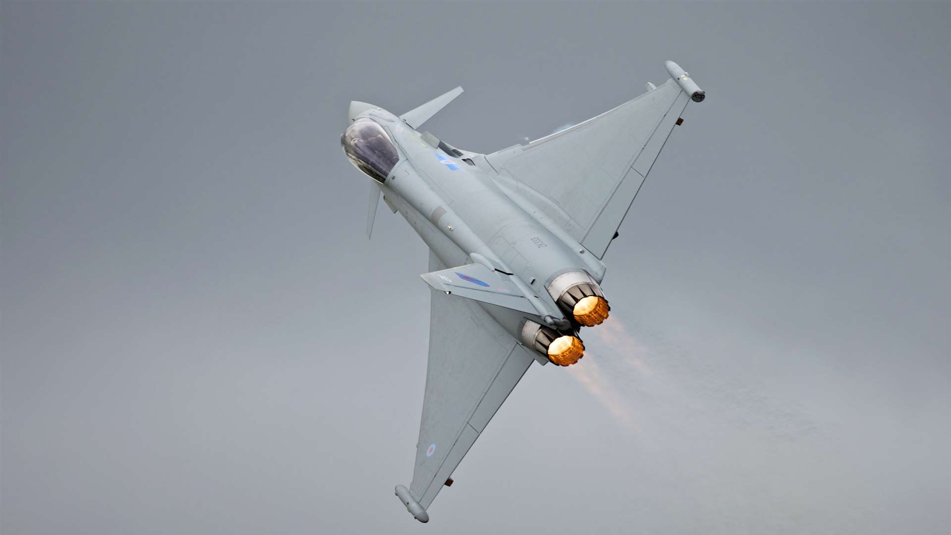 RAF Typhoons are already being prepared for action in Syria