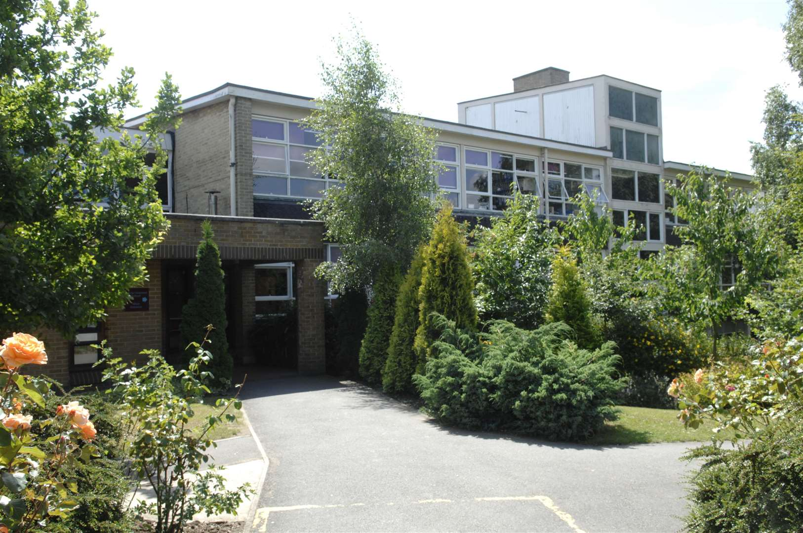 Invicta Grammar School, Huntsman Lane, Maidstone