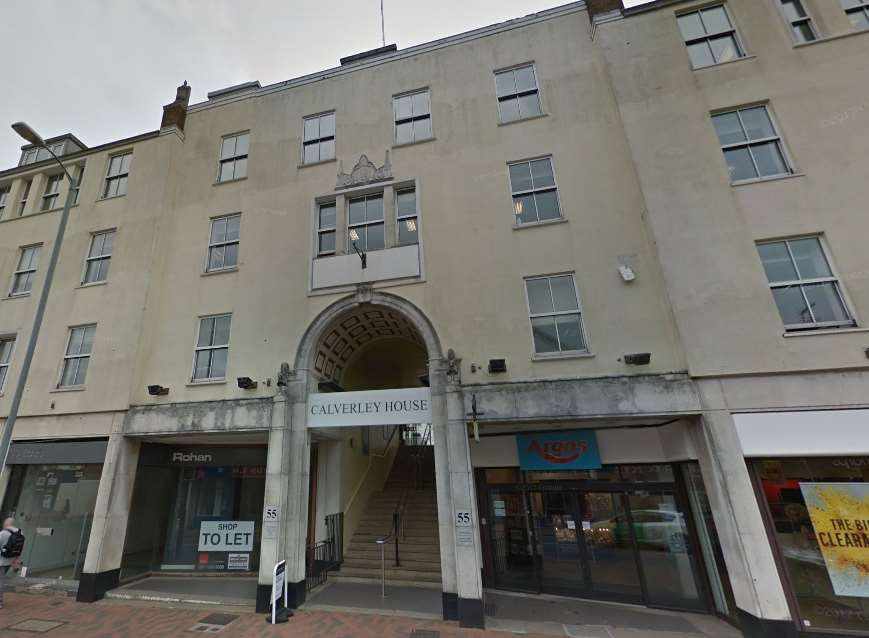 AJ Bell's stockbroking office is in Calverley House in Tunbridge Wells. Picture: Google Maps