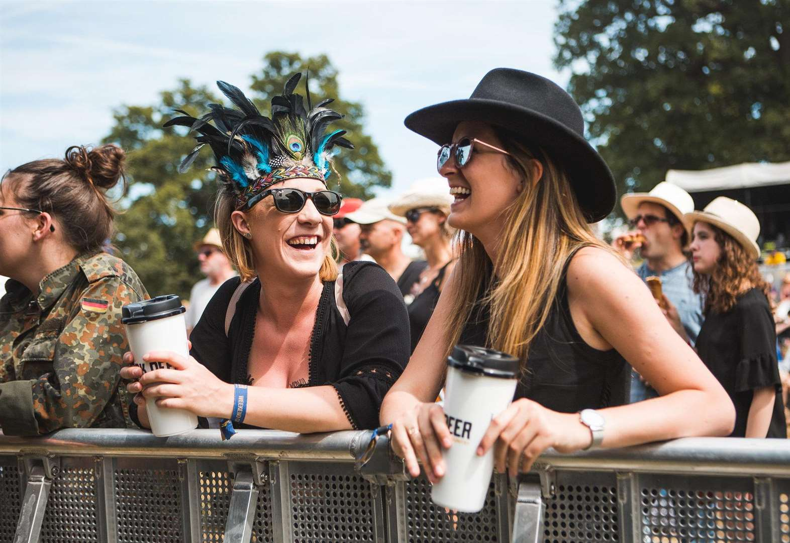 The first Black Deer Festival in pictures