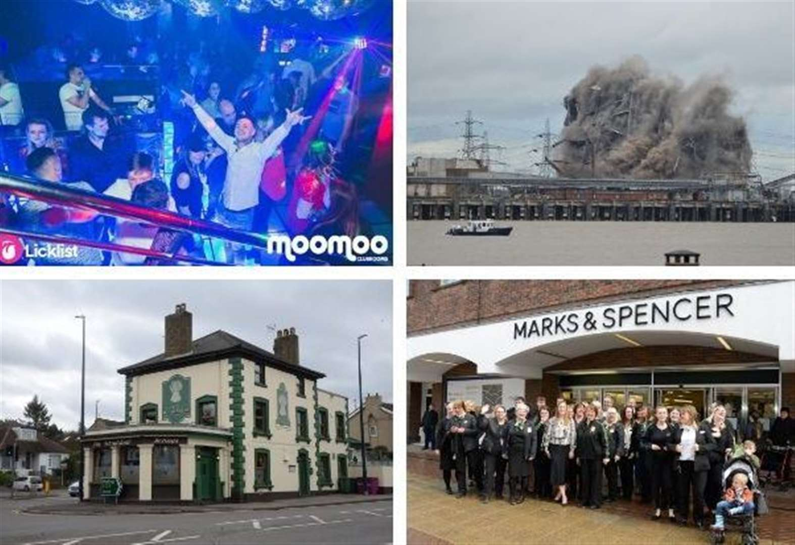 Things we said goodbye to in Kent in 2019