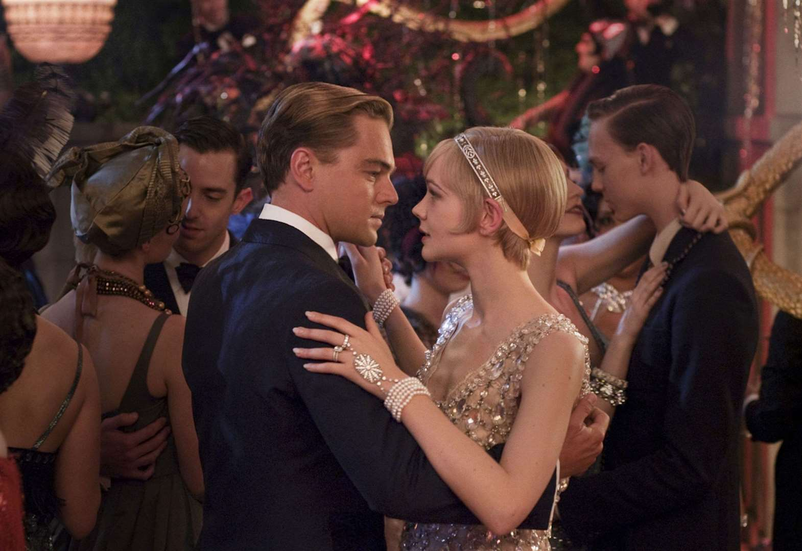 The Great Gatsby gets high-flying screening