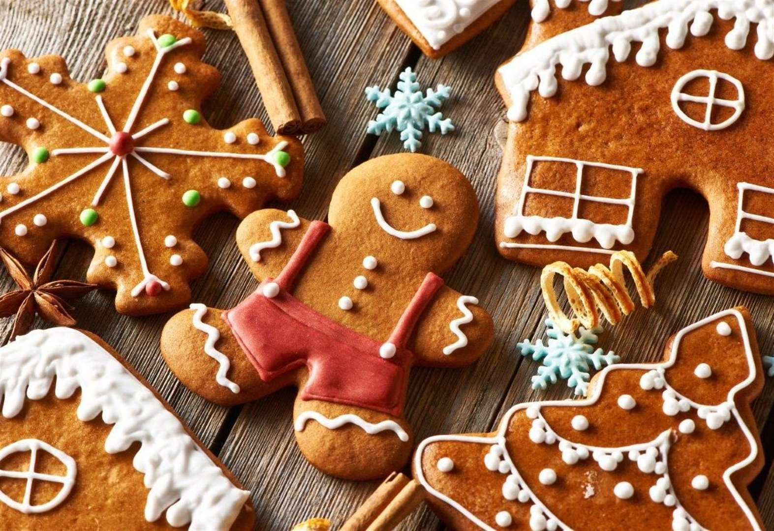 'Simply the best' gingerbread recipe for kids