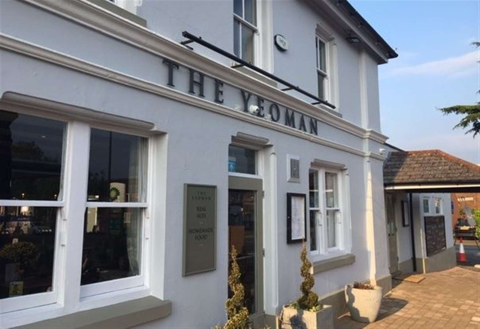 Secret Drinker calls in at The Yeoman in Bearsted