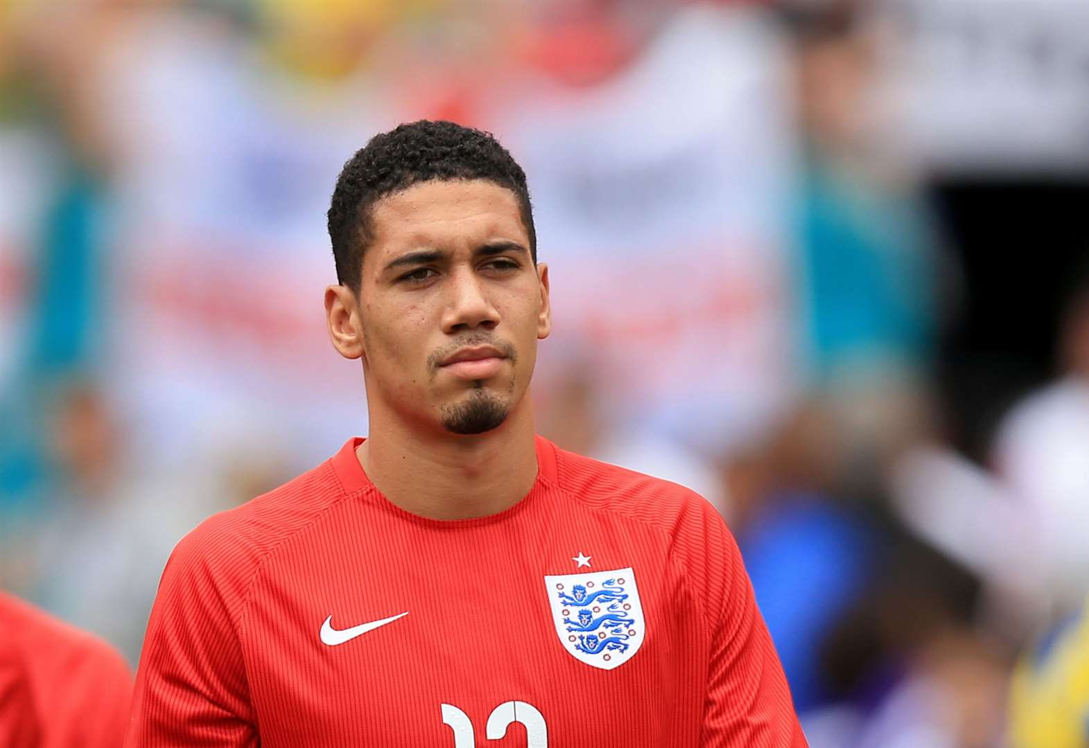 Chris Smalling robbed at gunpoint