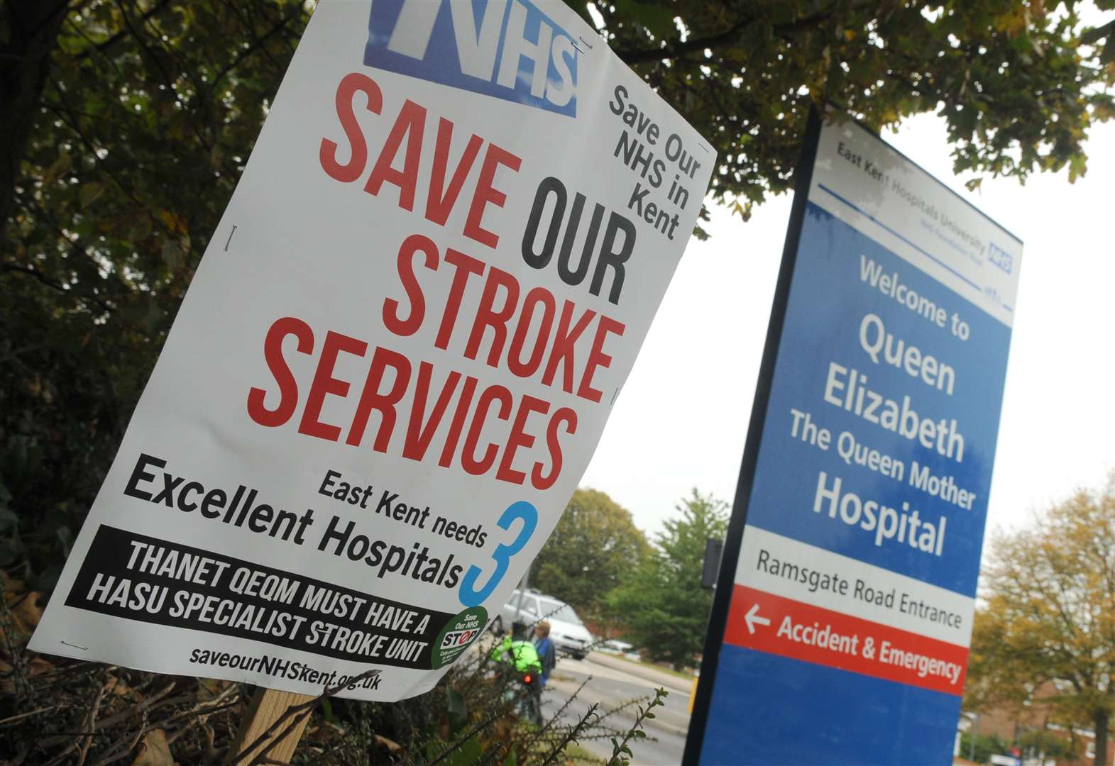 Doctors brand stroke review claims 'irresponsible'