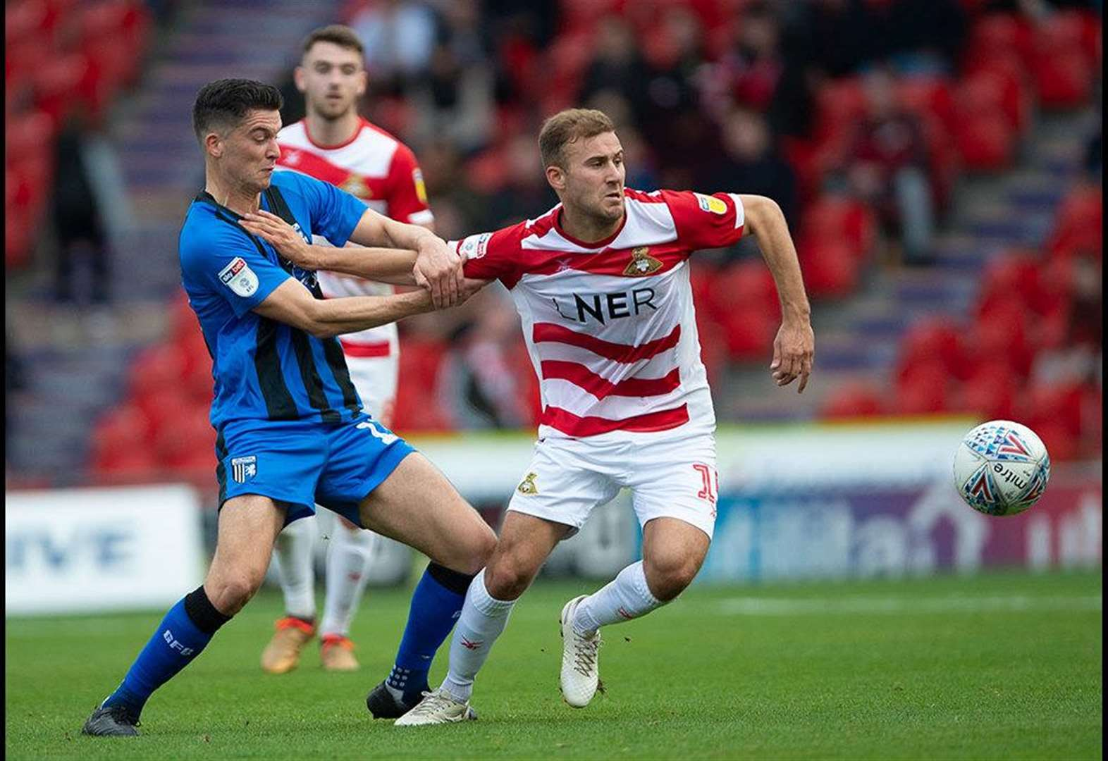Report: Point for Gills after late drama