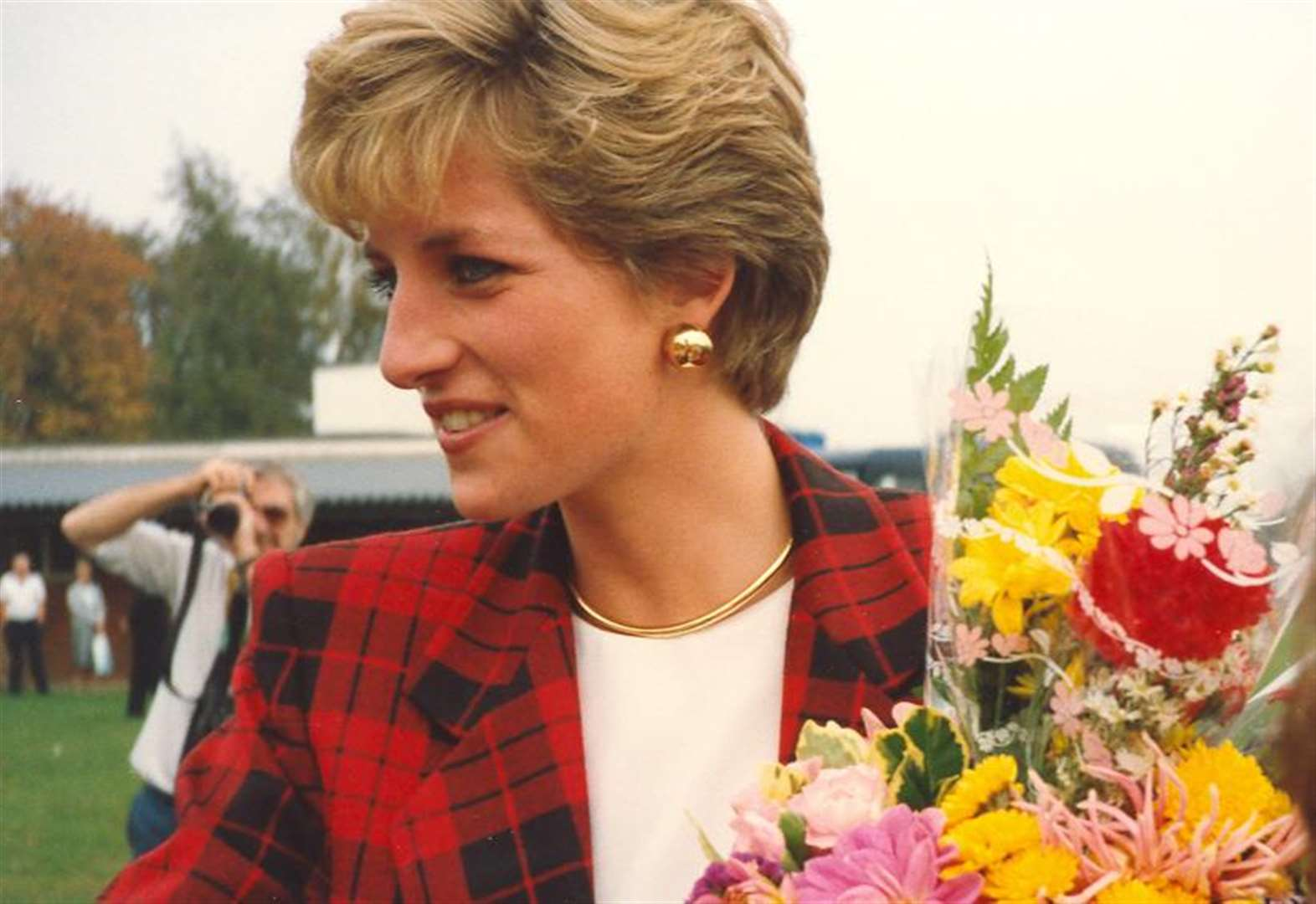 Pictures emerge of Diana