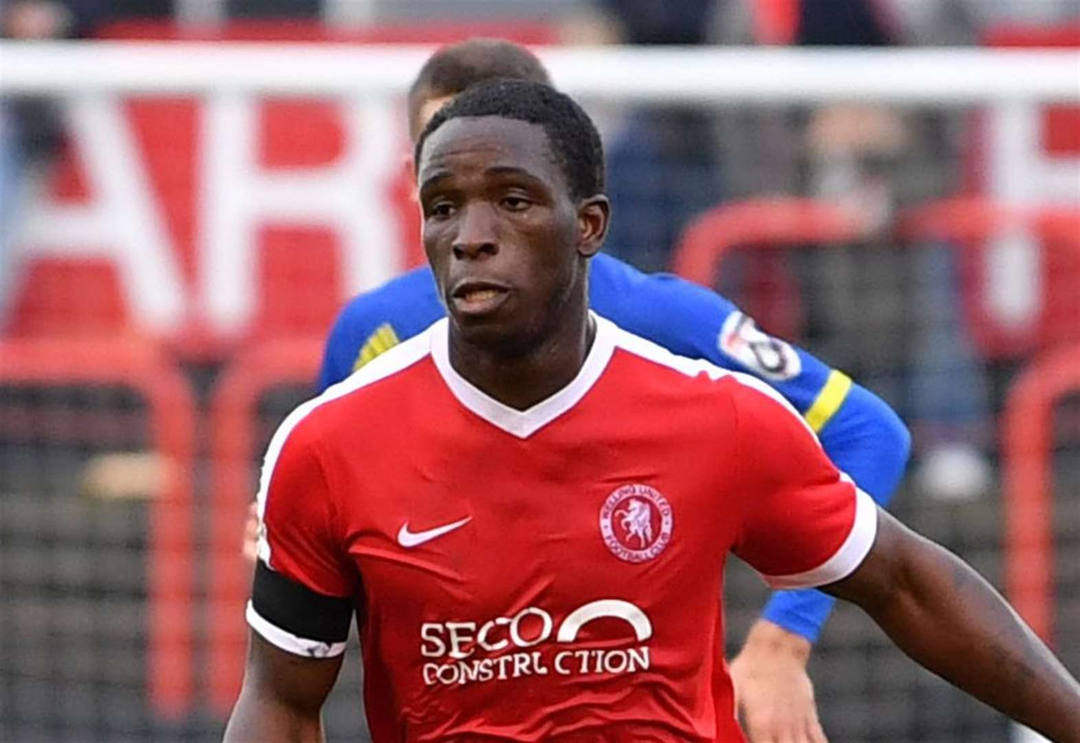 Olu out to prove point after Stones move