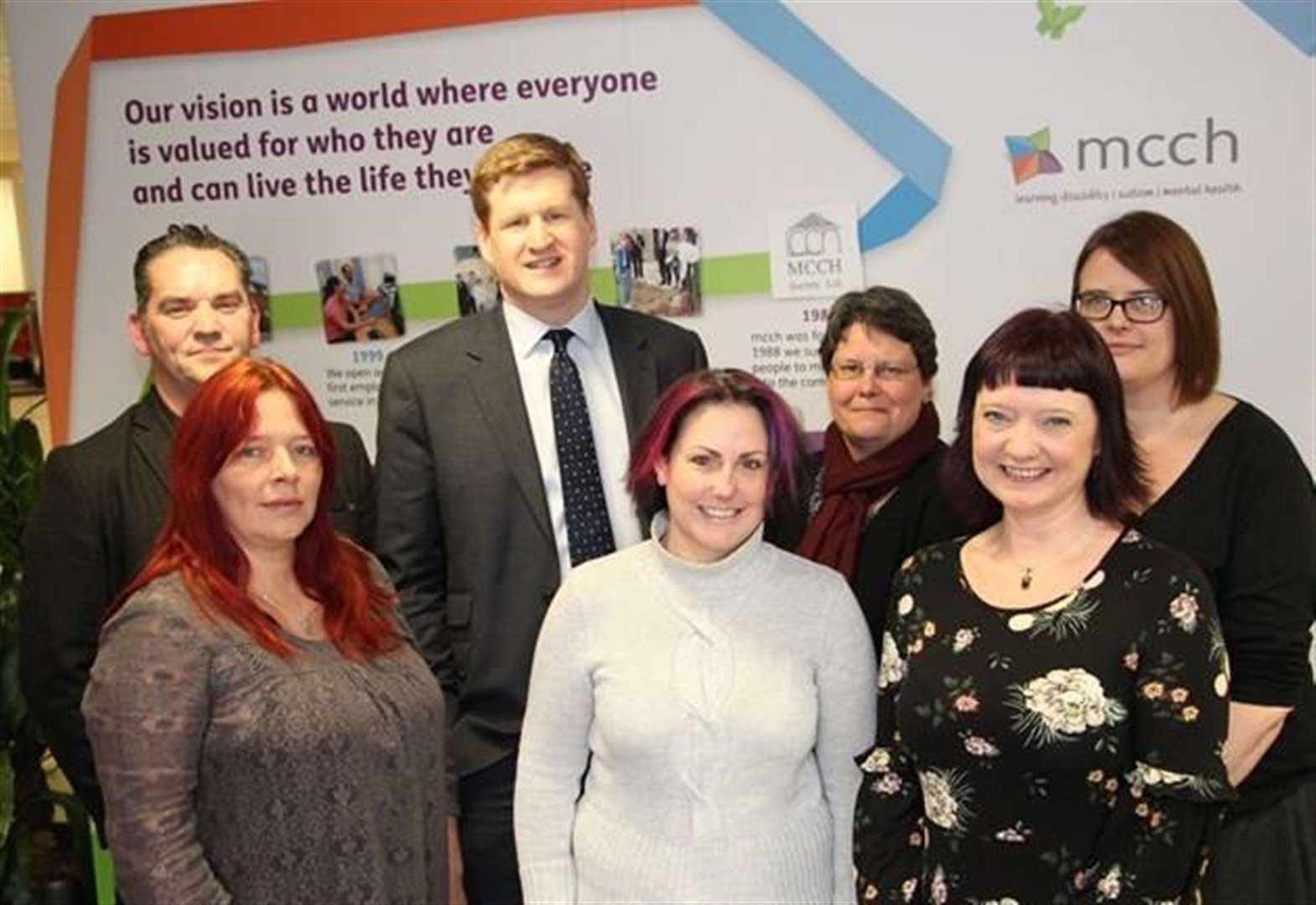 Charity of year reaps publicity dividend