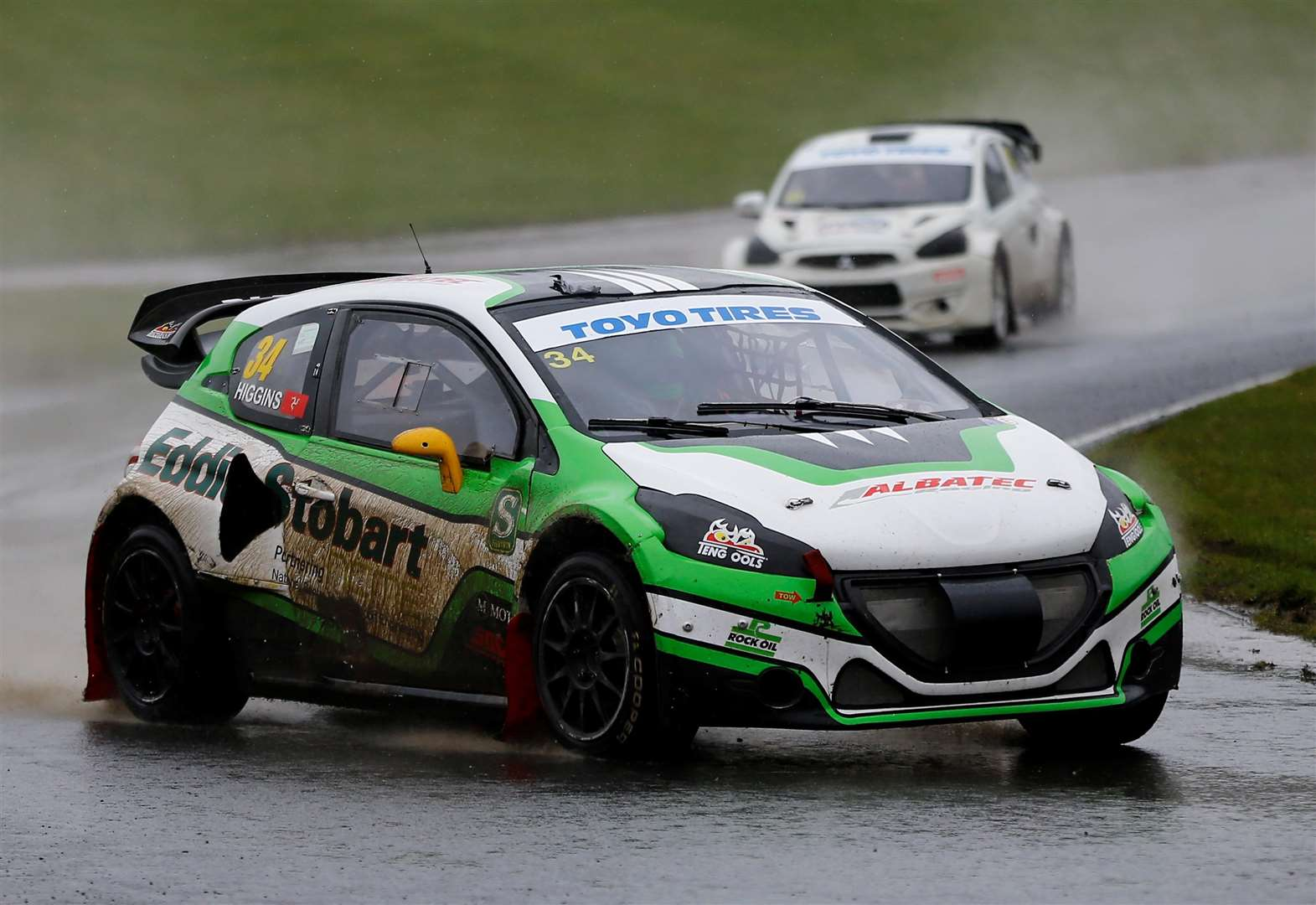 Rallycross title fight comes to Kent