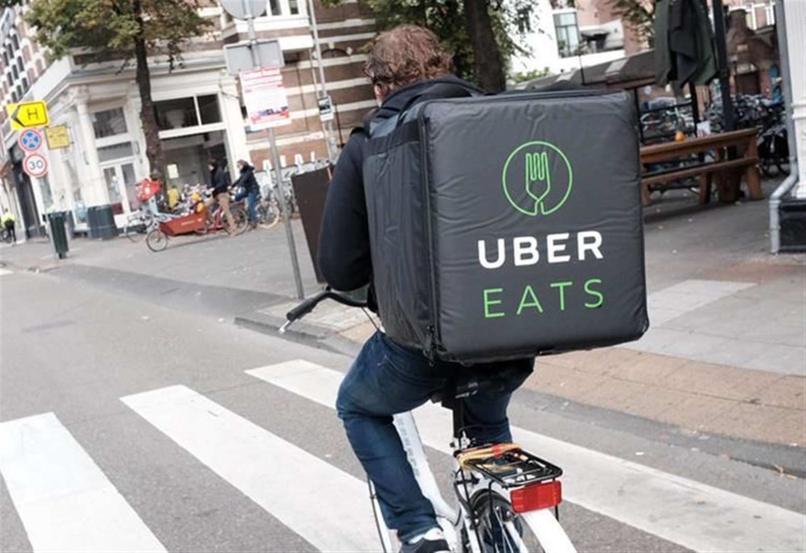 Uber Eats to expand its service in Kent