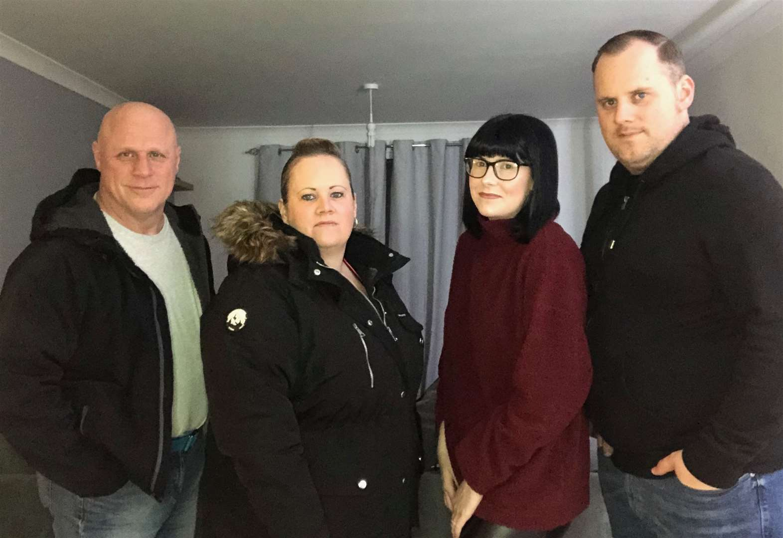 Siblings set up ghost hunting firm
