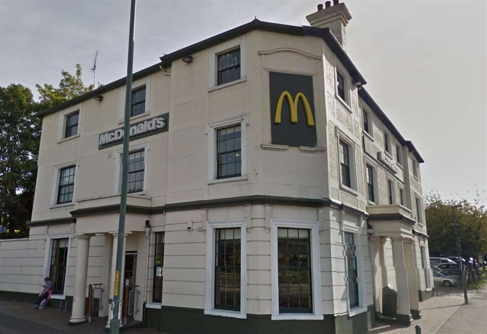 Consultation on McDonald's drive-thru plans