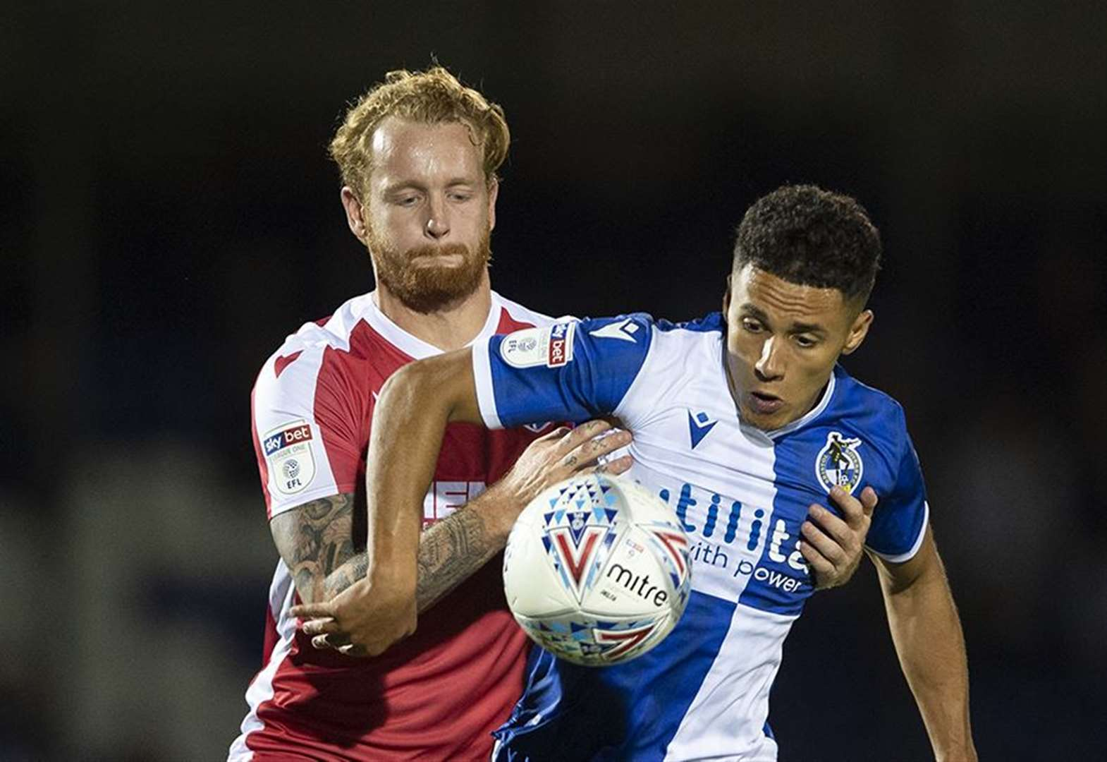 Report: Gills leave it late
