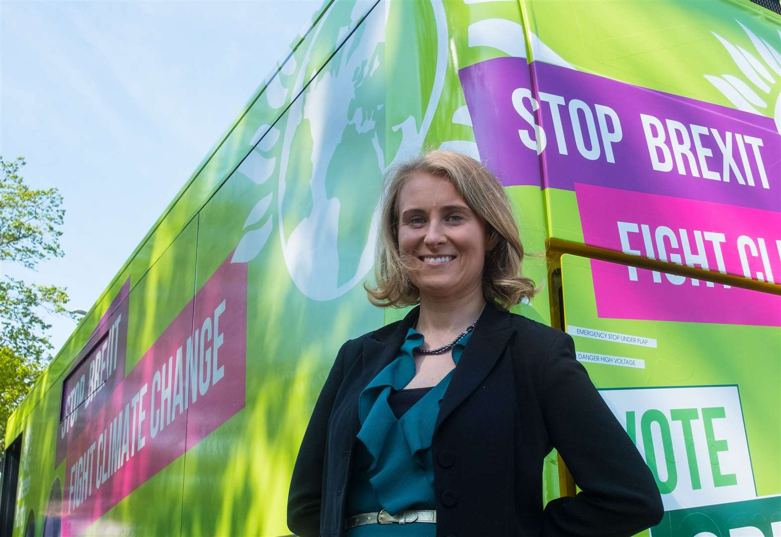 'Stop Brexit' bus heads to Kent