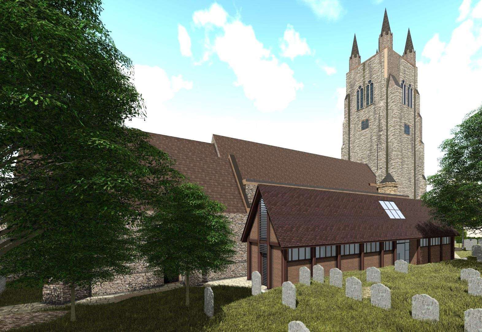 Ringing the changes with £2.2m church revamp