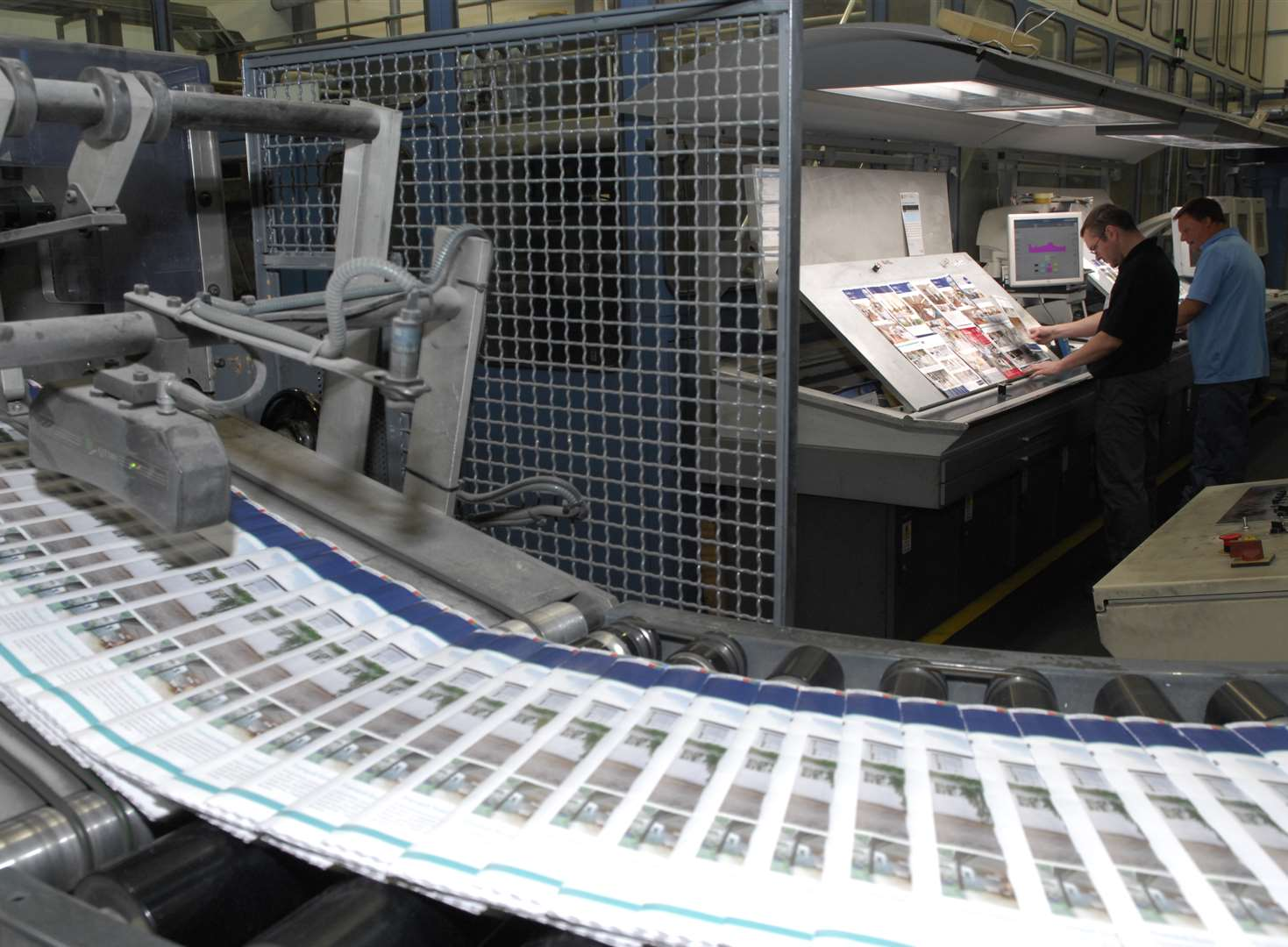 Rescued print firm 'has potential to grow back'