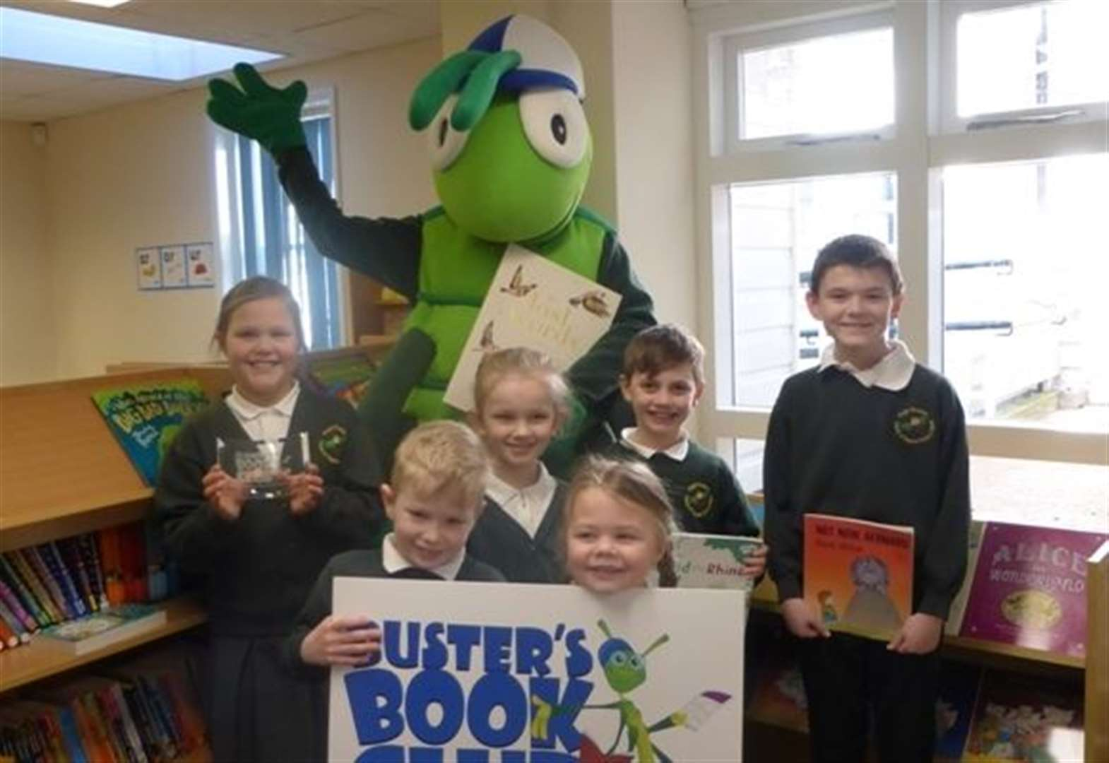 Size no barrier to book-club success