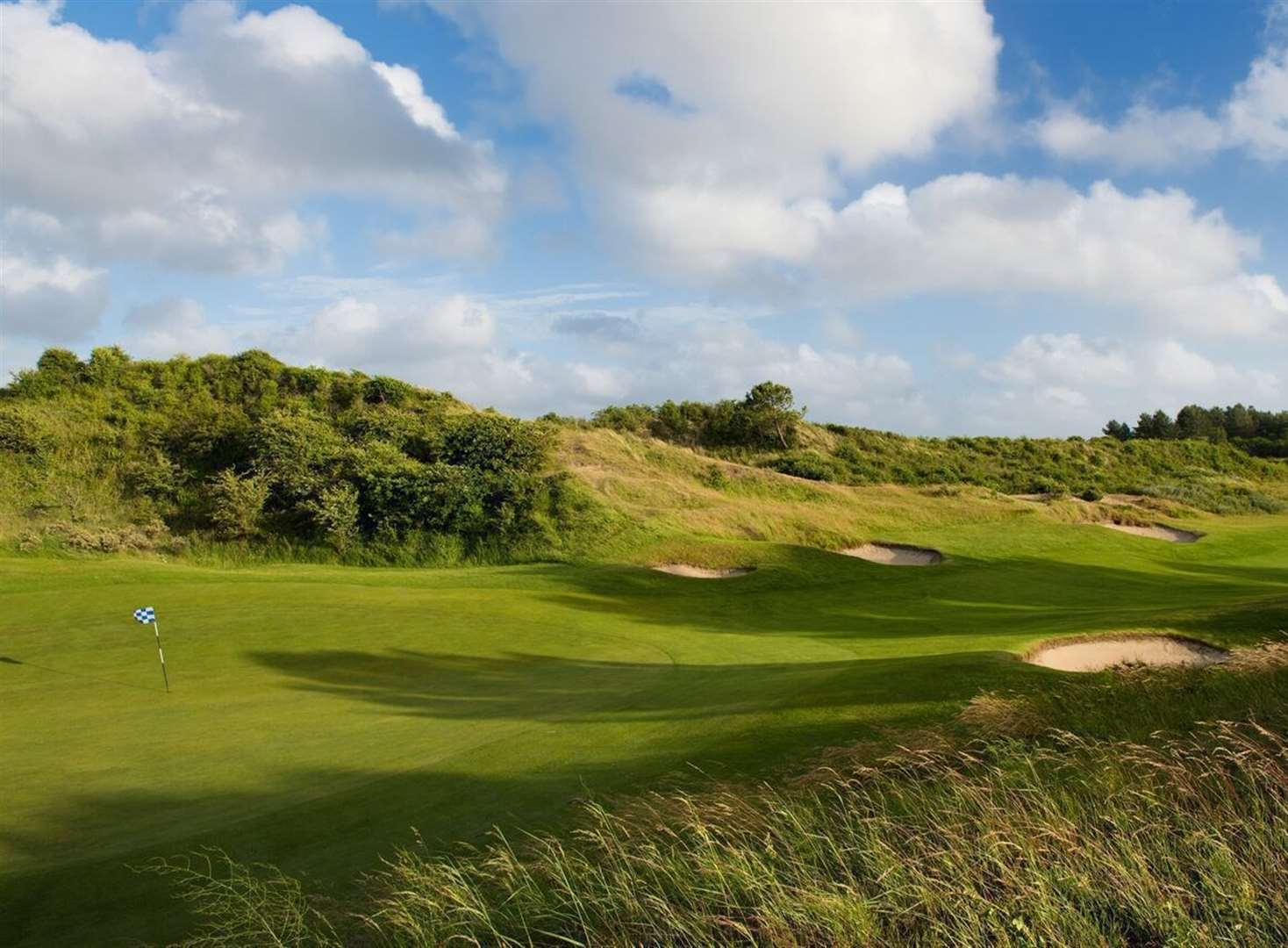 Finding the missing links on La Mer at Le Touquet Golf Resort