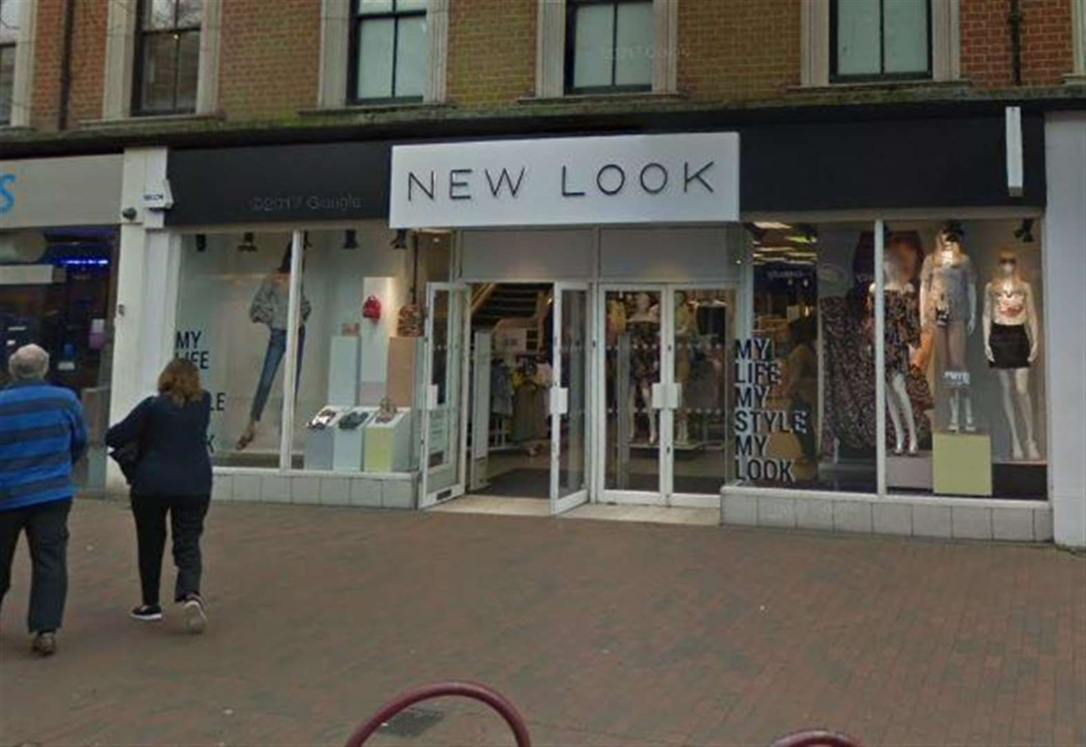 New Look store to close this week
