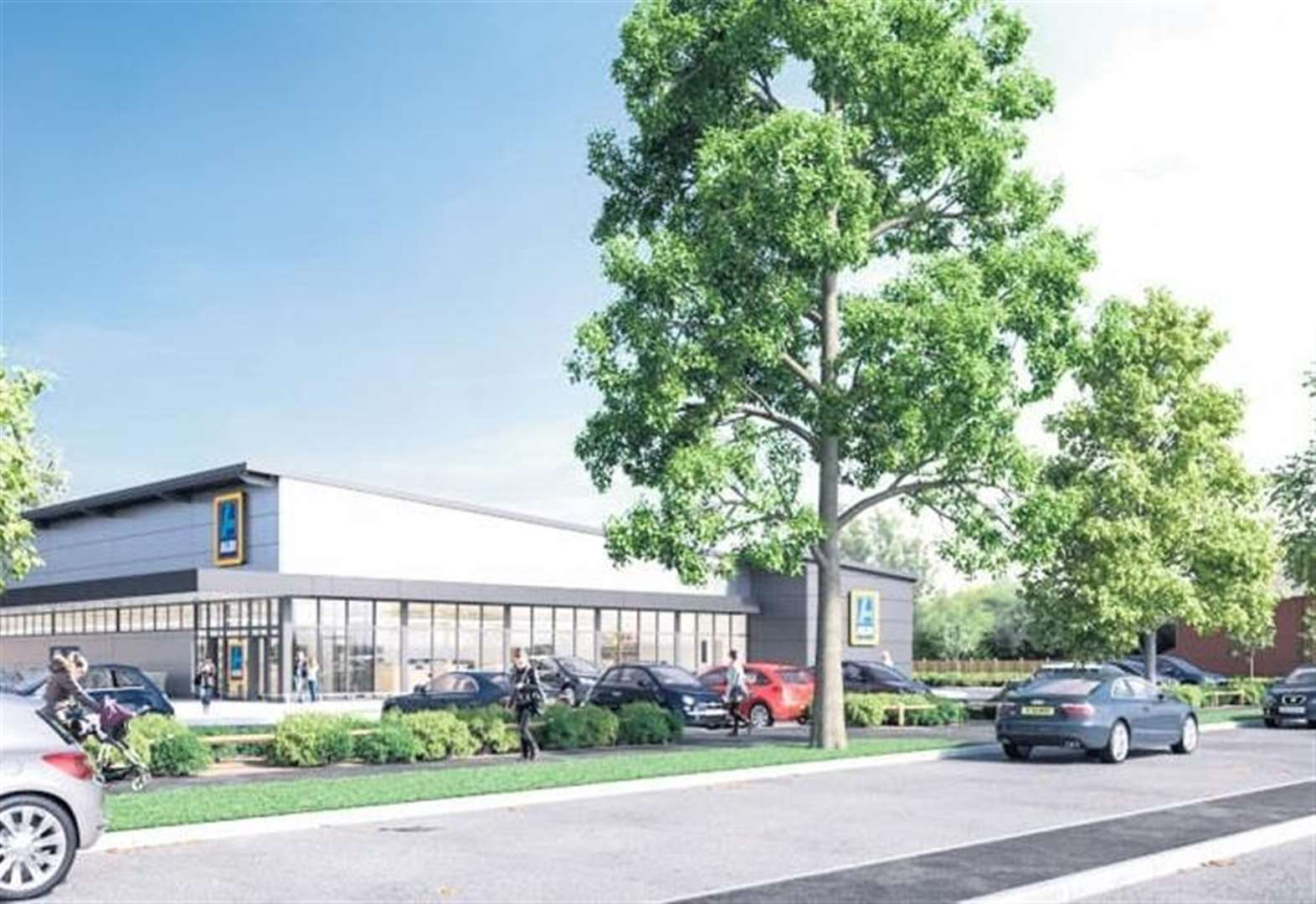 Aldi to move into new superstore