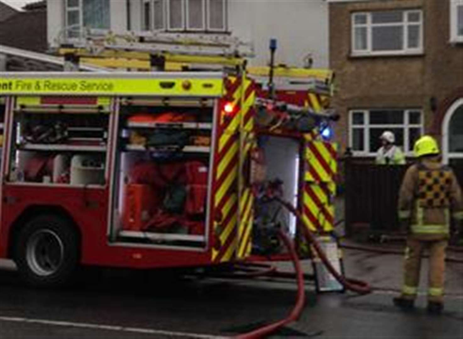 Folkestone News Latest Live From Express Fuse Box Fire Sparks