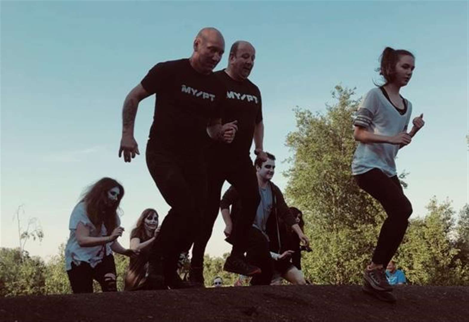 Raise cash for your favourite good cause at zombie challenge