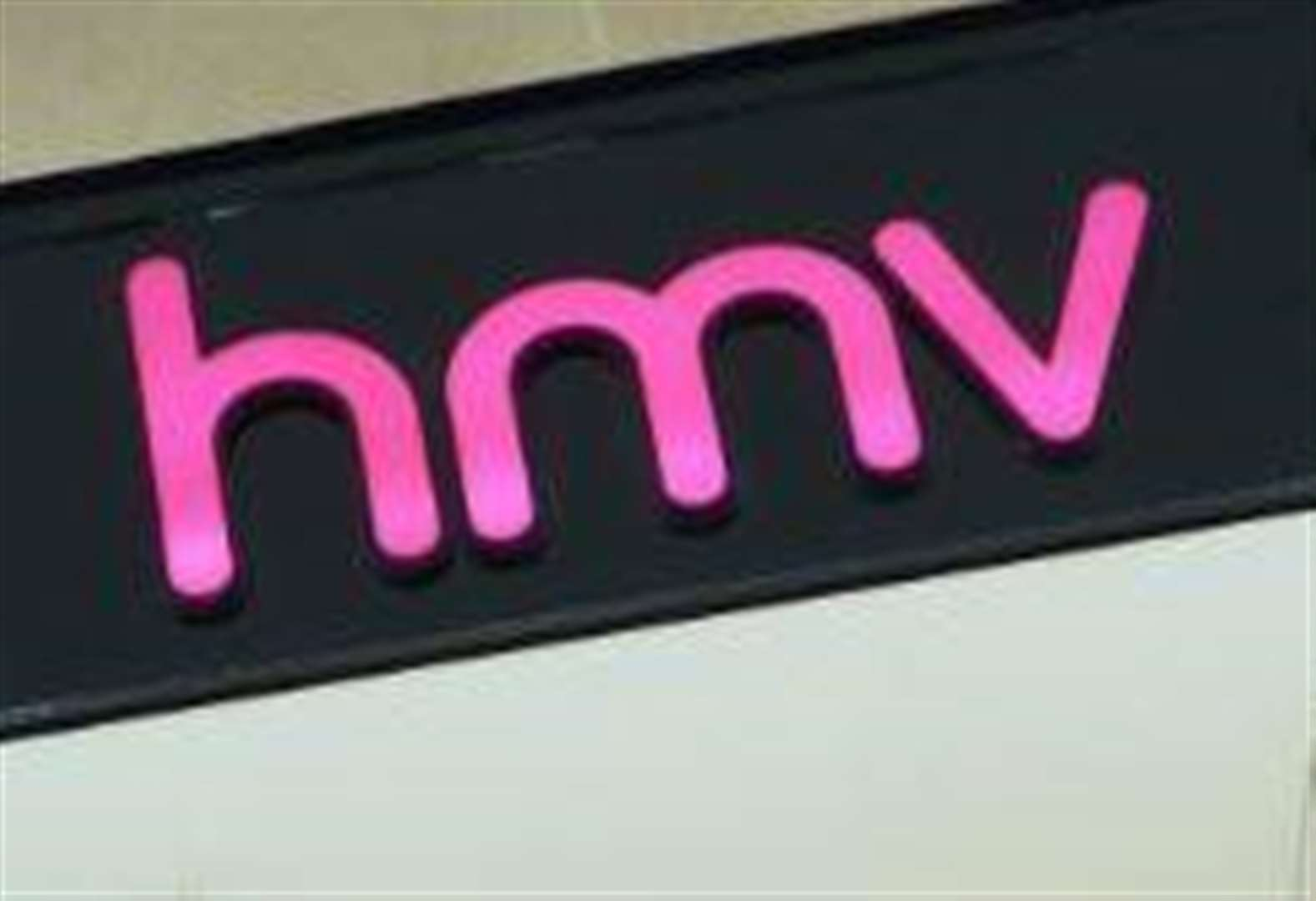 HMV store brought back from the brink