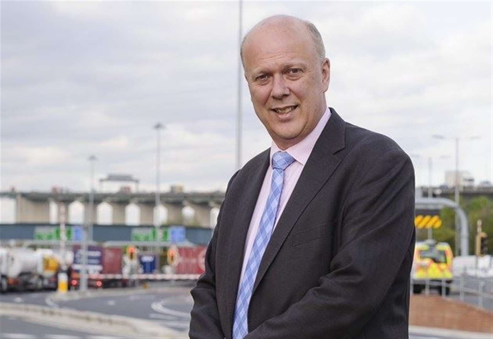 Grayling back in High Court over Brexit ferry deals