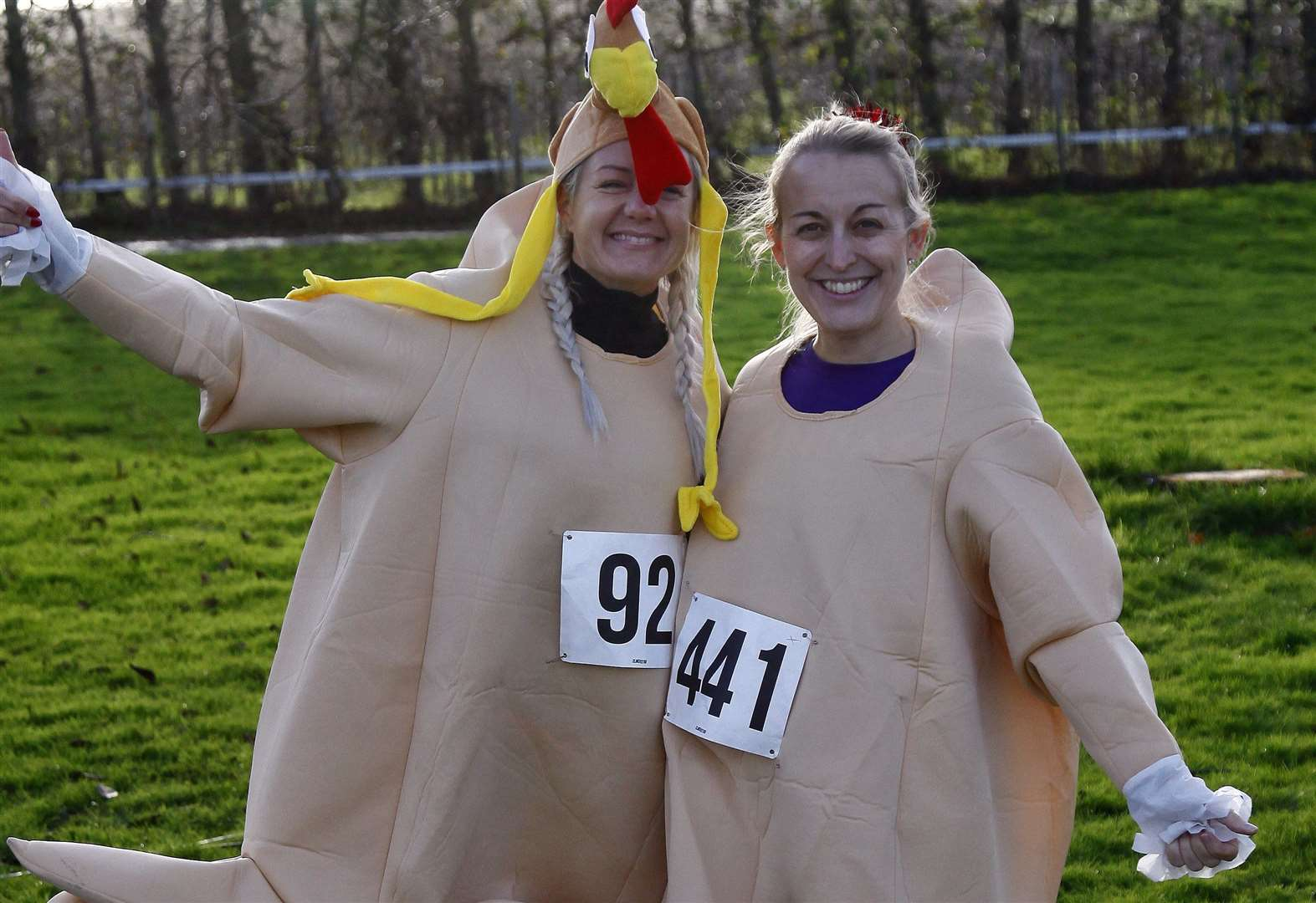Ditton Turkey Run 2019 - top 10 pictures