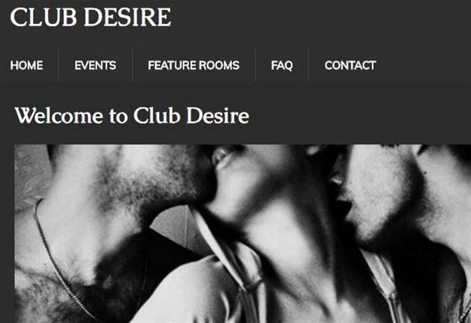 Bid for sex club with bondage dungeon