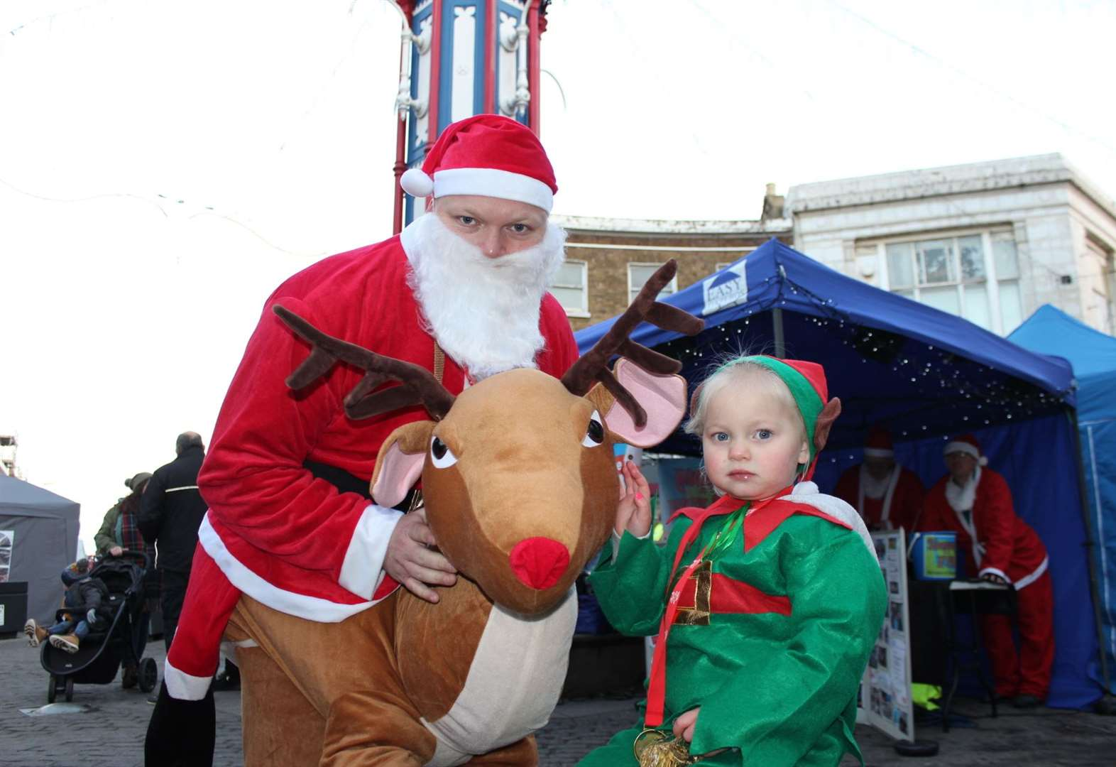 Wanted: Santas to help bring magic to the seaside