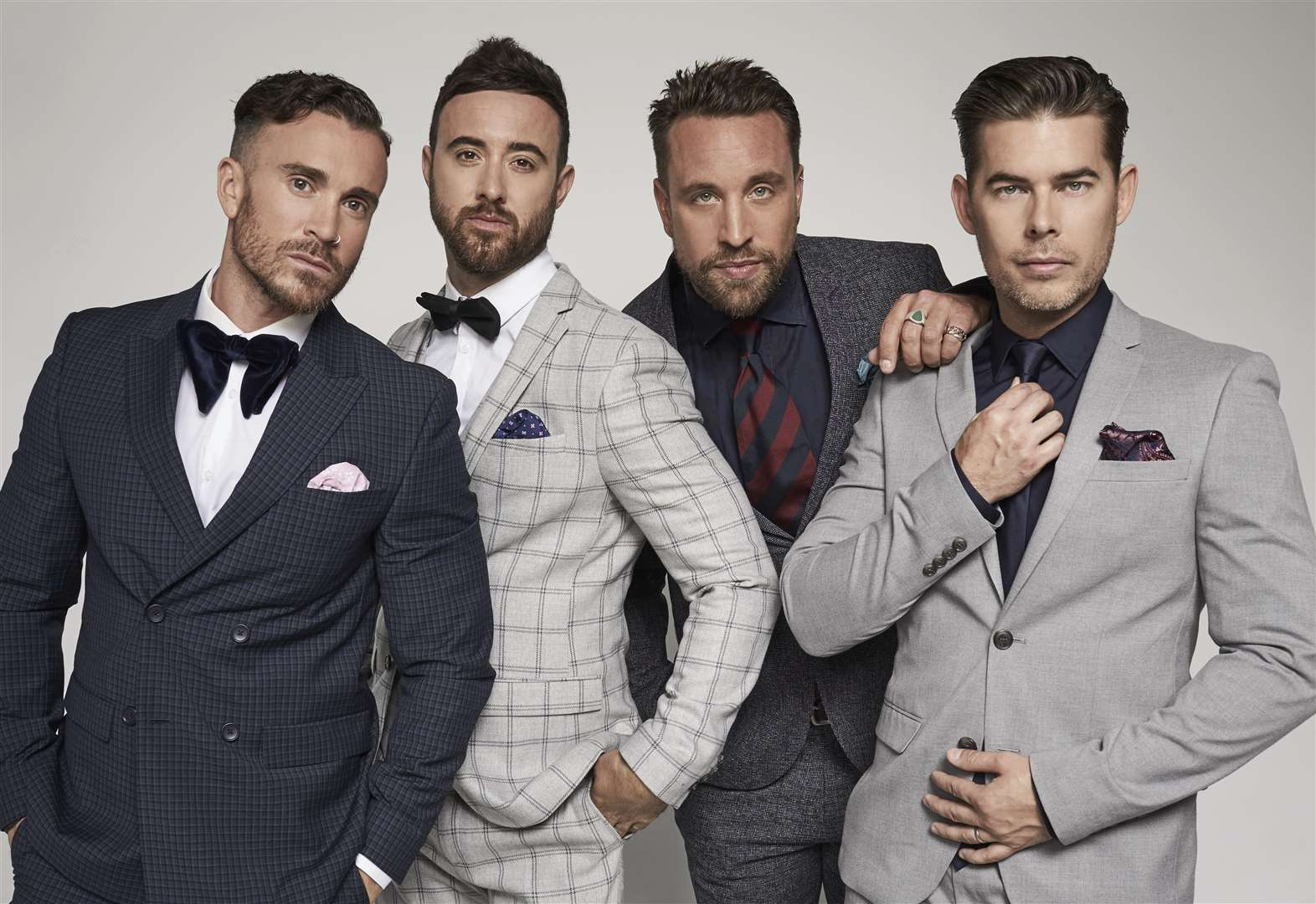 The Overtones bounce back as a four piece